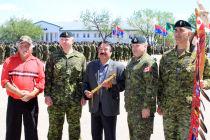 Канадцы готовятся отправиться в Латвию