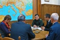 Встреча со стратегическими советниками
