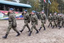 Завершилось российско-белорусское учение ВДВ