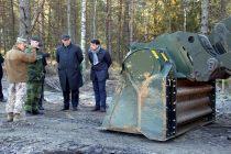 Министр обороны посетил учения «Detonators 2016″
