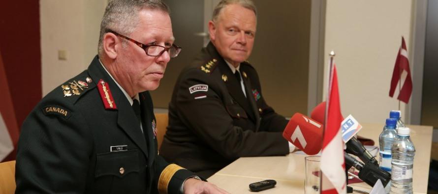 В Латвию пришлют военного атташе Канады