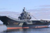 Отряд кораблей Северного флота ушёл в поход