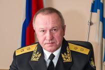 Начальник штаба Балтийского флота