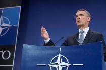 Пресс-конференция Генсека НАТО Столтенберга