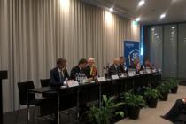 Встреча в министерстве обороны Финляндии