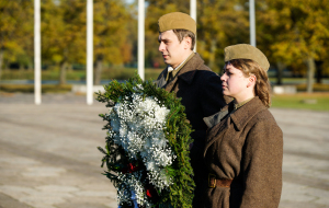 13 октября — день освобождения Риги