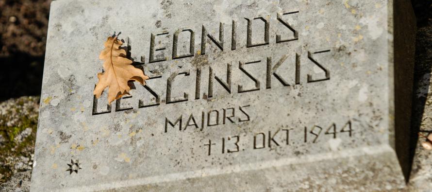 72-я годовщина освобождения Риги