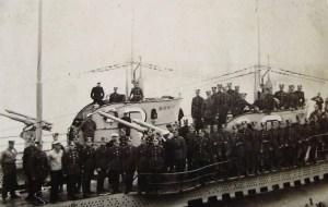 Книга о подводных лодках «Ронис» и «Спидола»