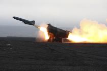 Пуски береговых ракетчиков