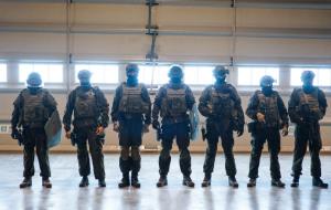 Американское оборудование для контроля границы