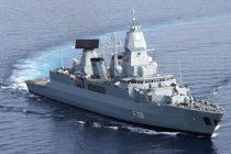 Модернизация фрегатов ПВО Германии