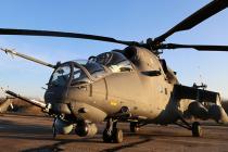 Новые вертолёты для армейской авиации ЗВО