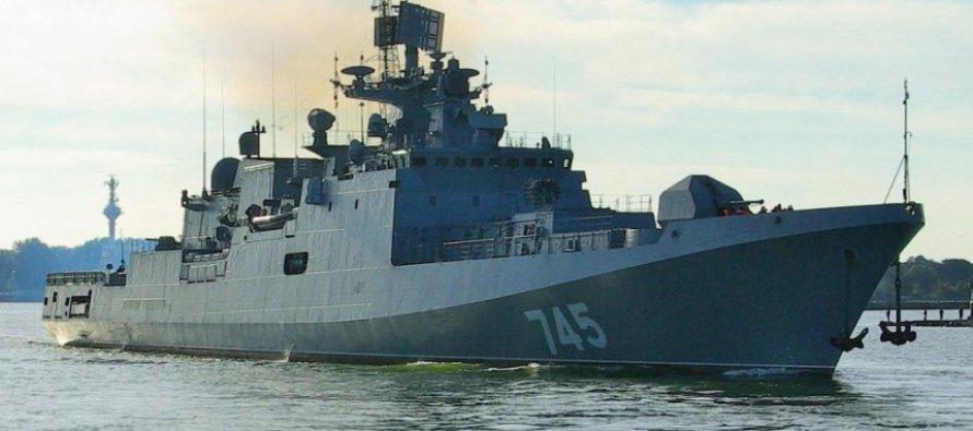 «Адмирал Григорович» вернулся в Севастополь