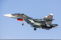 Балтийский флот получил первый Су-30СМ