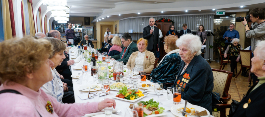 75 лет Битвы под Москвой