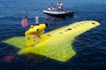 Китай вернул подводный аппарат США