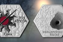 Коллекционная монета «Рождественские бои»