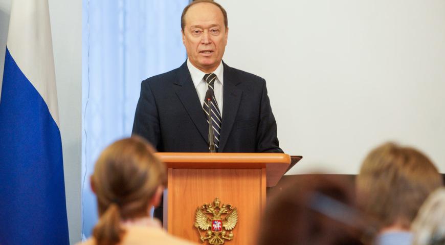 Александр Альбертович ответил на вопросы журналистов