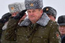 Встреча министров обороны Латвии и Белоруси