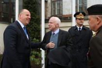 Договор о прибывании войск США в Латвии
