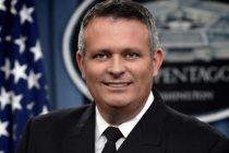 Официальный представитель Пентагона капитан Джефф Дэвис 23 января сообщил: