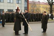 Прошла церемония смены командующего НВС