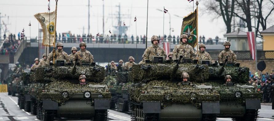 Военные бюджеты — постоянный рост