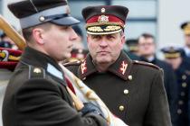 Новый командир Латвийской армии