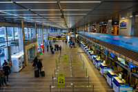 Происшествие в аэропорту «Рига»