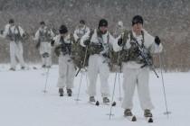 Учебный марш «Bayonet Vanguard»