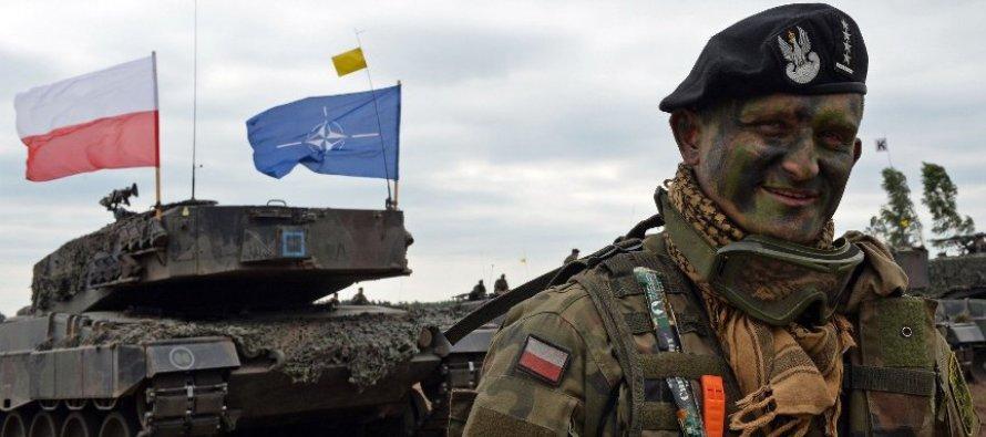 Польша проведёт 200 военных учений