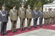 В Польше увольняют генералов