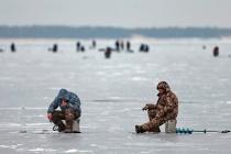 Полиция Эстонии предупредила латвийских рыбаков