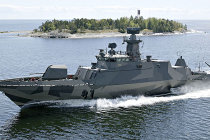 Новая система для прибрежнего боя