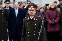 Иво Могильный новый начальник штаба НВС Латвии