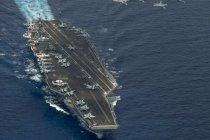 США, Великобритания и Франция — дружба флотов