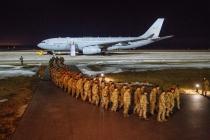 В Эстонию прибыли 130 британских солдат