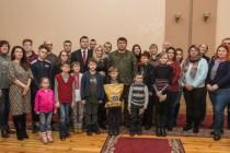 Благотворительный проект для украинских детей