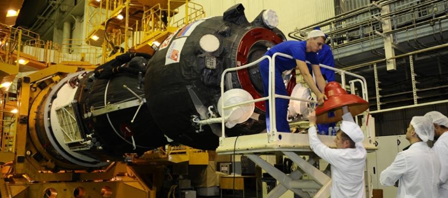 Открыт набор в отряд космонавтов