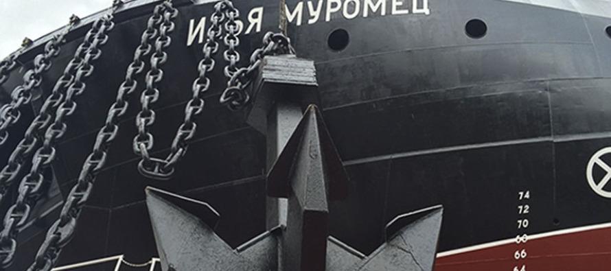 Сформирован экипаж ледокола «Илья Муромец»