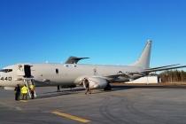 16-я Патрульная эскадрилья прибыла в Ronneby