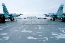 Найдены утонувшие истребители МиГ-29К и Су-33