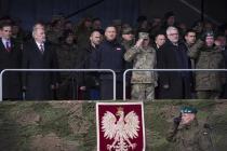 НАТО усиливает передовое присутствие в Польше