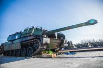 Французские танки прибыли в Тапа