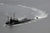 ПЛАРК «Мичиган» прибыла в Пусан