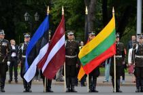 Встреча командующих ВС Балтийских стран