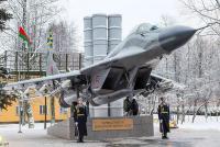 Границу Белоруссии нарушил литовский самолёт