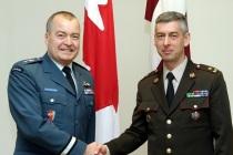 Соглашение об обеспечении канадских войск
