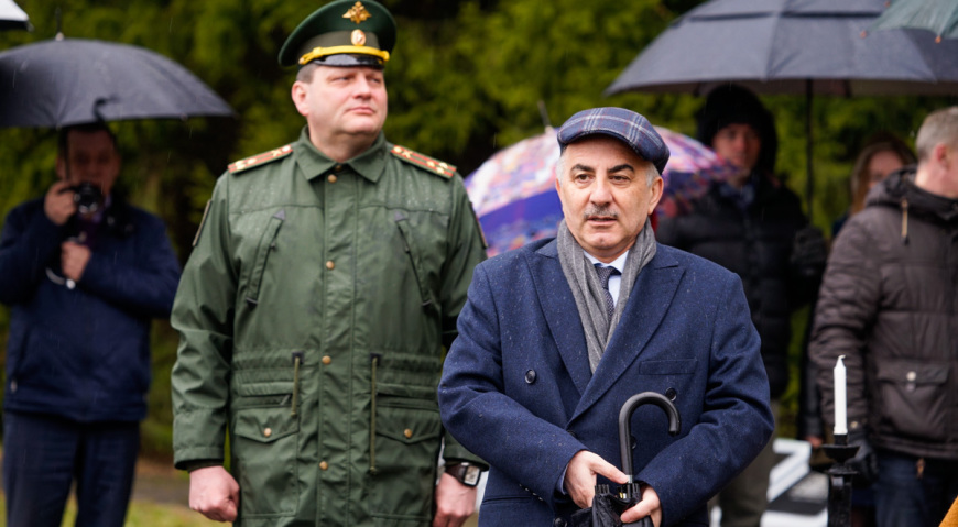 Посол Азербайджана в Латвии Джаваншир Ахундов