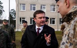 Словацкая рота в Адажи
